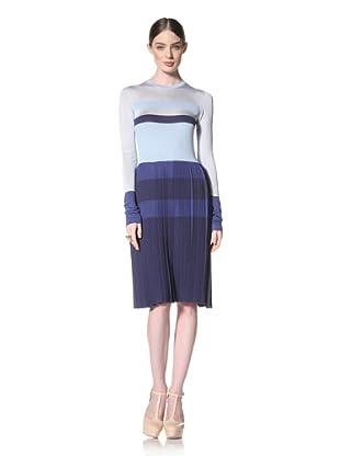 Peter Som Women's Long Sleeve Knit Dress