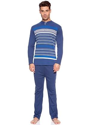 Basket Pijama Tapeta (Azul)