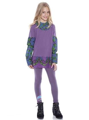 Custo Blusa Trendy (Violeta)