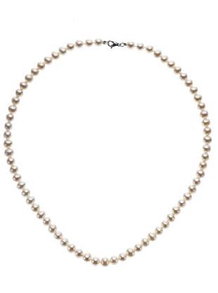 Emi Kawai Kette Perle Silber 6-6,50 mm