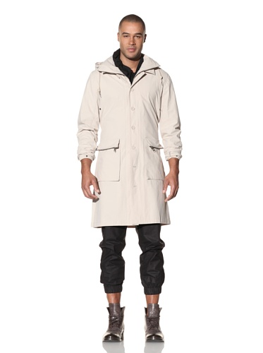Nicholas K Men's Levi Two-in-One Trench Coat (Sand)