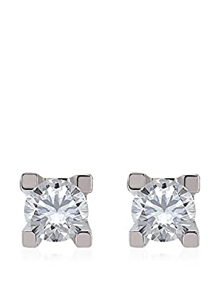 Divas Diamond Pendientes Diamond Solitaire