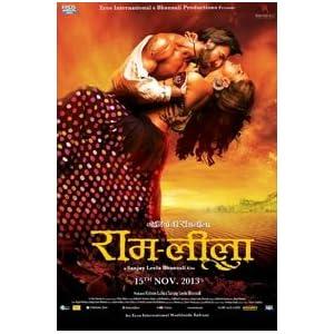 Ram Leela (2013) | Hindi [DVD]