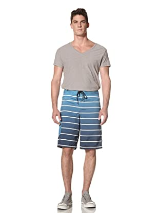 Two Thirds Men's Salinas Shorts (Deep Blue)