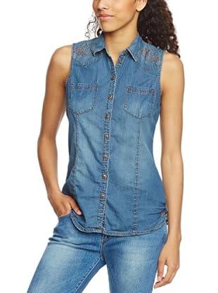 Tom Tailor Camisa Sabrina (Azul)
