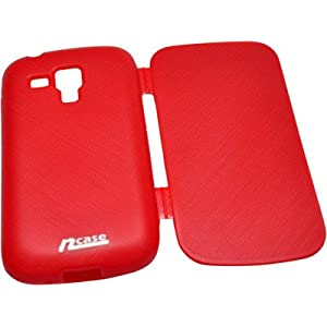 nCase Flip Cover for Samsung Galaxy S Duos 2 S7582