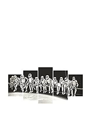 Black&White Wandbild 5Bw00101 weiß/schwarz