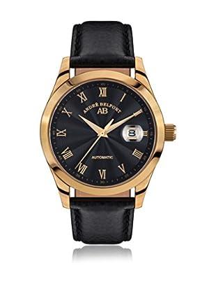 André Belfort Reloj automático Empereur Gold Schwarz Negro 34  mm