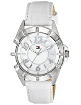 Tommy Hilfiger Analog White Dial Women's Watch - TH1781029J
