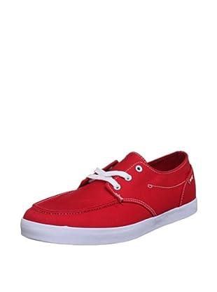 Reef Zapatillas Deck Hand 2 (Rojo)