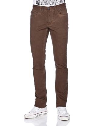ANALOG Pantalón 5-Pocket-Stil (Marrón)