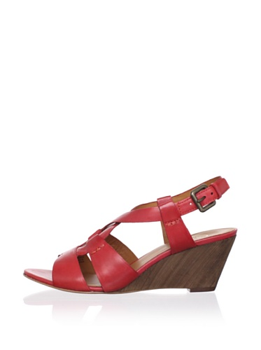 Ash Women's Kadiah Wedge Sandal (Red)