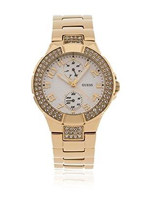 Guess Reloj de cuarzo Woman Dorado 35 mm