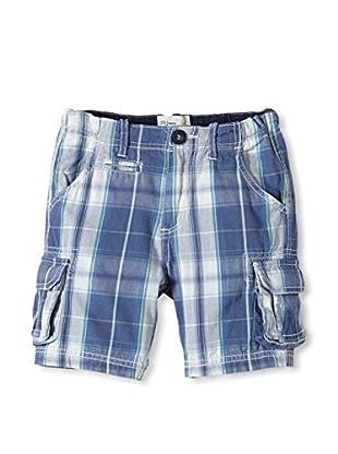 LTB Jeans Shorts Edgar (blau / weiß)