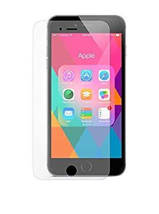 Protector De Pantalla 9H iPhone 6 Plus Multicolor