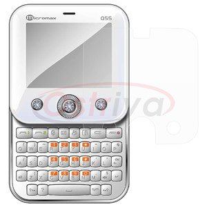 Ostriva SuperGuard Screen Protector for Micromax Bling Q55