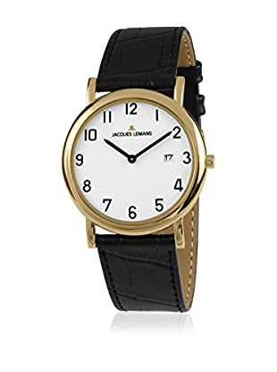 JACQUES LEMANS Quarzuhr Unisex Vienna 1-1370 37 mm