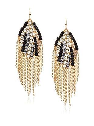 Leslie Danzis Cascading Fringe Earrings
