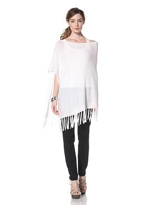Acrobat Women's Poncho (White)