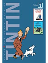 Adventures of Tintin - Vol. 1: Tintin in Congo & Tintin in the Land of Soviets (The Adventures of Tintin - Compact Editions)