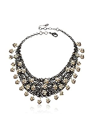 Amrita Singh Collar Rock Star Mesh Bib