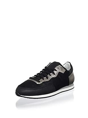 Pour La Victoire Women's Alice Fashion Sneaker (Black)