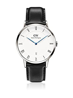Daniel Wellington Reloj con movimiento cuarzo japonés Unisex Dapper Sheffield 38 mm