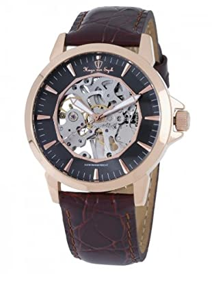 Hugo Von Eyck Reloj Umbriel HE305-325_Marrón