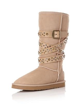 Australia Luxe Collective Women's Devil Long Sheepskin Boot (Sand)