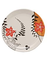 Redsun Set Of 6 Melamine Dinner Plates