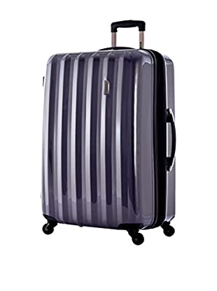 Olympia Titan 29 Inch Expandable Large-Size Hard Case Spinner, Purple