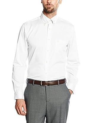 Cortefiel Camisa Hombre Liso Gobi T- B/D