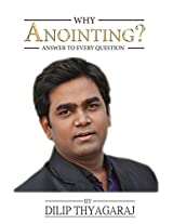 Why Anointing?