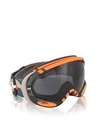 Oakley Máscara de Esquí A-Frame 2.0 Mod. 7044 Clip Flight Series Naranja / Negro