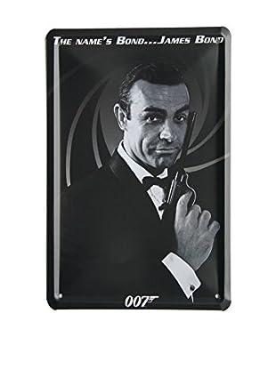 LO+DEMODA Wandbild Bond