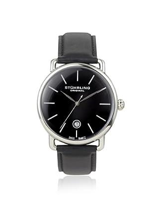 Stuhrling Men's 768.02 Classic Ascot Agent Black Watch