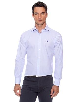 Devota & Lomba Camisa Morris Rayas (Lila)