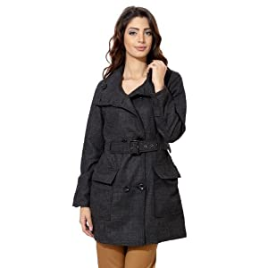 Allen Solly Women Regular Fit Outerwear_AWJK513C01809_ XXL