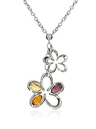 Morellato Collar Fleur Plateado / Multicolor