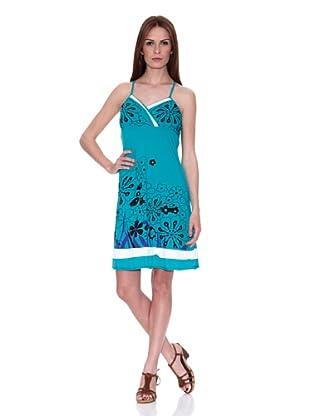 HHG Vestido Lauren (Turquesa)
