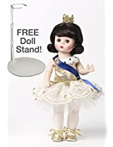 Her Royal Highness With Free Doll Stand