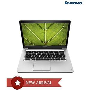 Lenovo Ideapad U410 59-342788 Laptop-Grey