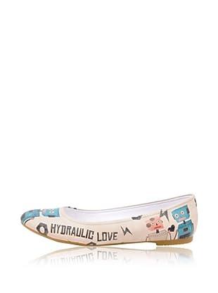 Dogo Ballerina Hydraulic Love (Creme)