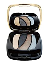 L'Oreal Paris Color Riche Les Ombres Eye Shadow Quads, Midnight Rose