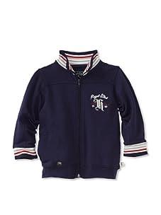 KANZ Boy's Zip-Up Jacket (Navy)