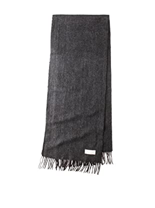 Joseph Abboud Men's Solid Scarf (Charcoal)
