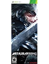 Metal Gear Rising Revengeance - Limited Edition (Xbox 360)