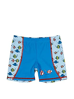 Playshoes Short de Baño UV Fish