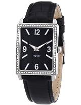 Esprit DesignerAnalog Black Dial Women's Watch - ES103992001 (3137)