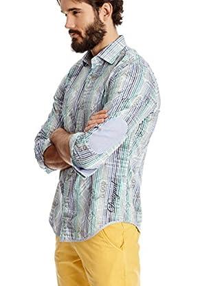 Desigual Camisa Hombre David